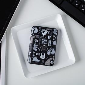 Портативный аккумулятор, «Гантель» 5000 mAh, 2 USB-разъёма