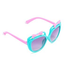 """Очки солнцезащитные детские """"Мастер К."""" 4.5 х 12 см, микс"""