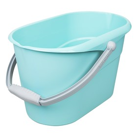 Ведро для мытья полов 15 л, цвет мятный
