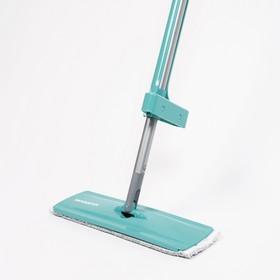 Швабра для влажной уборки пола Easy clean, механизм отжима