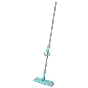 Швабра для влажной уборки пола Care Clean, механизм отжима