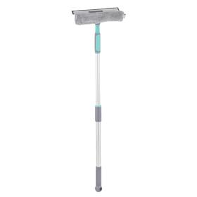 Стекломой с прямой телескопической ручкой, водосгон, стеклоочиститель