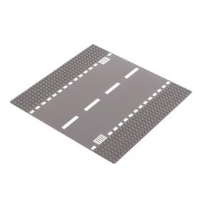 Пластина основание для конструктора «Игровое поле» 25,5×25,5×0,5 см