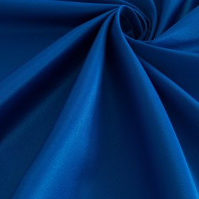 Ткань для столового белья с ГМО, ширина-155 см, длина-10 м, цвет синий