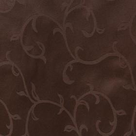 Ткань для столового белья с ГМО «Вензель», ширина 155 см, длина 10 м, цвет шоколад