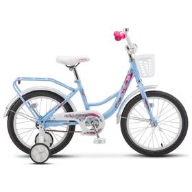 "Велосипед 14"" Stels Flyte Lady, Z011, цвет голубой"