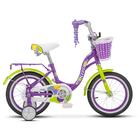 "Велосипед 14"" Stels Jolly, V010, цвет фиолетовый"