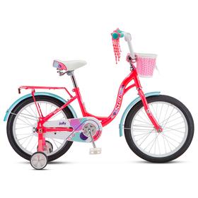 """Велосипед 18"""" Stels Jolly, V010, цвет розовый"""