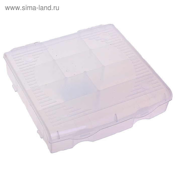 Блок для мелочей 17х16 см, прозрачный