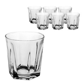 Набор стаканов для виски, 250 мл, 2 шт