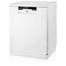 Посудомоечная машина BBK 60-DW115D ,класс А, 12 комплектов, 11 л, 60 см, дисплей, белая