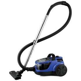 Пылесос BBK BV1504, 1600/300 Вт, 2 л, циклонный фильтр, чёрно-синий