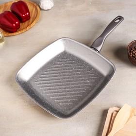 Сковорода-гриль с антипригарным покрытием Granito, 26 см