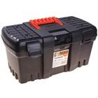 Ящик для инструментов BLOСKER Techniker, цвет черный, без внутреннего ящика - фото 7639