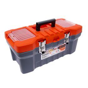 Ящик для инструментов Plastic Centre Expert, цвет серо-свинцовый
