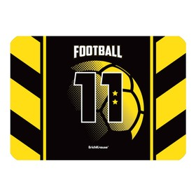 Overlay for plastic A4, 297 x 210 mm, 550 microns, Football Time.