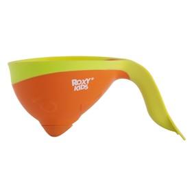 Ковш для ванны Flipper с лейкой, цвет оранжевый