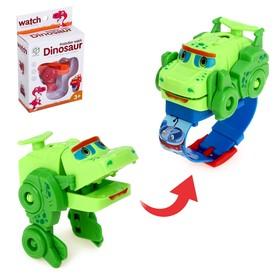 Robot transformer Timer, battery powered