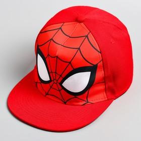 Кепка детская, Человек-паук р-р 52