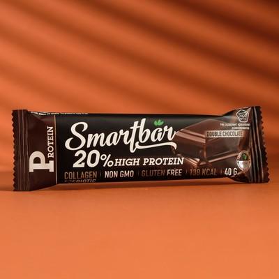 SmartBar Protein bar 40g chocolate