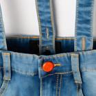 Шорты для девочки, цвет синий, рост 98 см (15) - фото 105483507