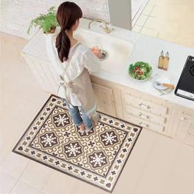 Коврик для кухни «Султан», 60×80 см, цвет коричневый