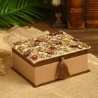 """Box """"Linnaeus"""" 20х16х9 cm"""