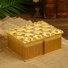 """Box """"Eleanor"""" 20х16х9 cm"""