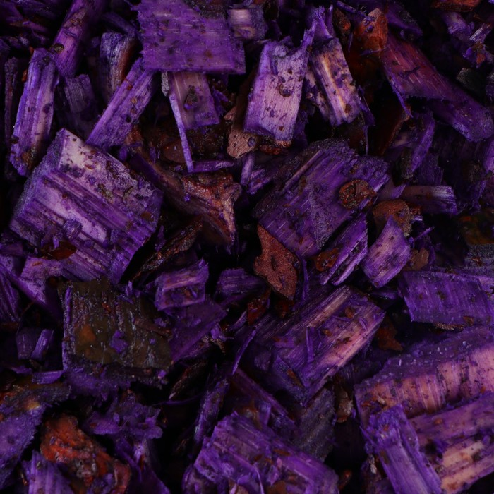 Щепа декоративная, фиолетовая 5л.
