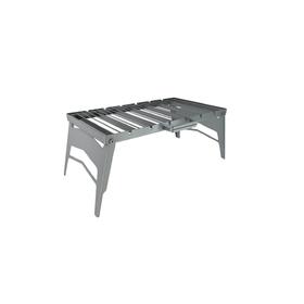 Универсальная подставка c решеткой гриль.Grillux, 63х28.5х23 см, сталь 2 мм
