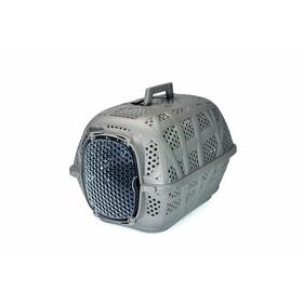 Переноска Imak Carry Sport для животных, 48,5 х 34 х 32 см, бежево-серая