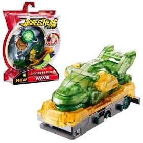 Машинка-трансформер «Дикие Скричеры. Вейв»