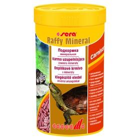 Корм Sera Raffy Mineral для рептилий, 1 л, 250 г