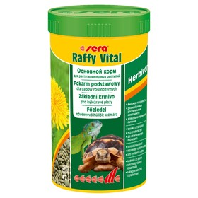 Корм Sera Raffy Vital для рептилий, 250 мл, 47 г