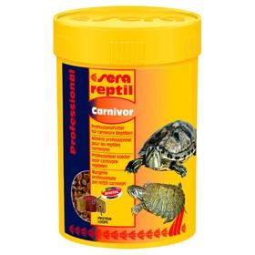 Корм Sera Reptil Professional Carnivor для рептилий, 100 мл, 28 г