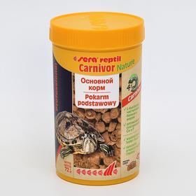 Корм Sera Reptil Professional Carnivor для рептилий, 250 мл, 85 г