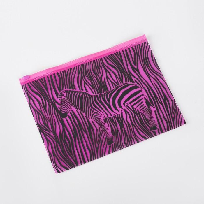 Косметичка для купальника Zebra style - фото 1770430