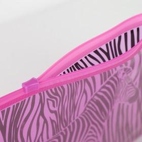 Косметичка для купальника Zebra style - фото 1770432