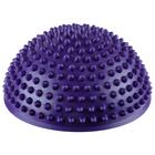 Массажёр-шар, d=16,5 см, ПВХ, цвета МИКС