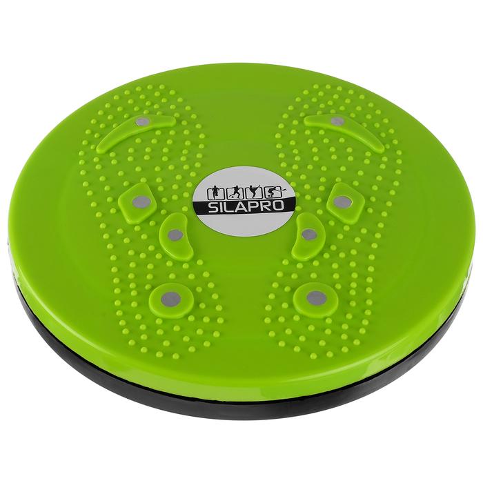 Тренажёр-диск, d=25 см, цвета МИКС