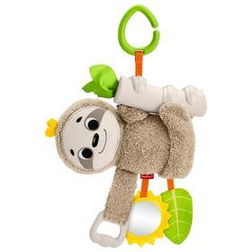 Подвесная игрушка для коляски «Ленивец»