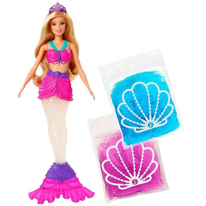 Кукла Барби «Русалочка со слаймом»