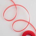 Регилин плоский, 20 мм, 5 ± 0,5 м, цвет красный