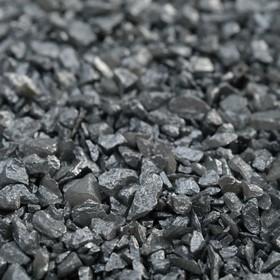 """Грунт """"Серебристый металлик"""" декоративный песок кварцевый 250 г фр.1-3 мм"""