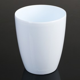 Кашпо для орхидей «Орхидея», 1,3 л, цвет белый