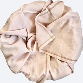 Плед-пелёнка, размер 100 × 100 см, принт blush