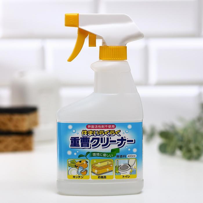 Моющее средство Rocket Soap, на основе соды, 400 мл - фото 7385934