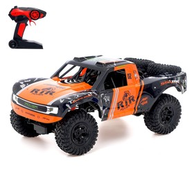 """Machine RC """"Truggy Amphibian"""", 1:10, full-time 4WD and is powered by a battery"""