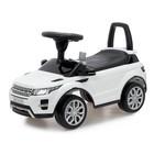 Tolokar Land Rover Evoque, sound effects, colour white