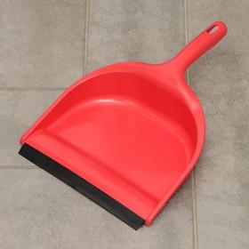 Совок для мусора, цвет МИКС Ош